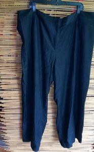 Cato Black Dress Pants Sz 28W Plus